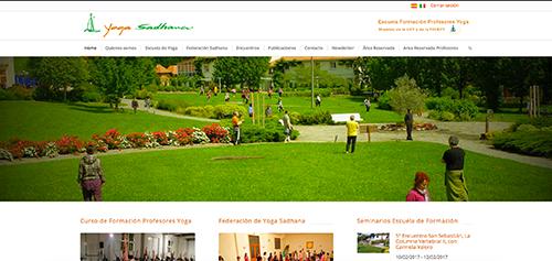 Escuela Internacional Yoga Sadhana